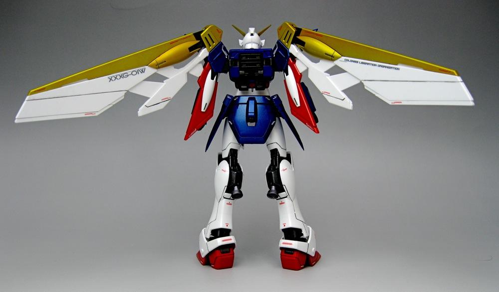 HG Gundam Wing 1/100 Wing Gundam TV Ver. - Tokyo Otaku Mode