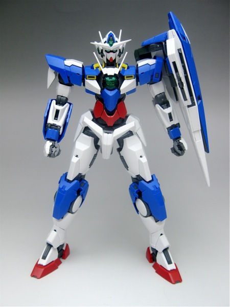 Cool Gundam 00 Quanta Full Saber Mg Review Illustration