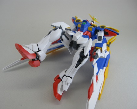 Mg Wing Proto And More Review 90 Gaijin Gunpla