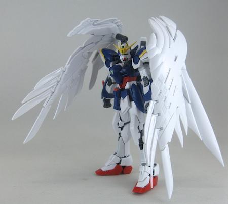 Rg Wing Gundam Zero Ew Review 90 Gaijin Gunpla