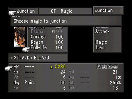 Ranking Final Fantasy VIII : Gaijin Gunpla