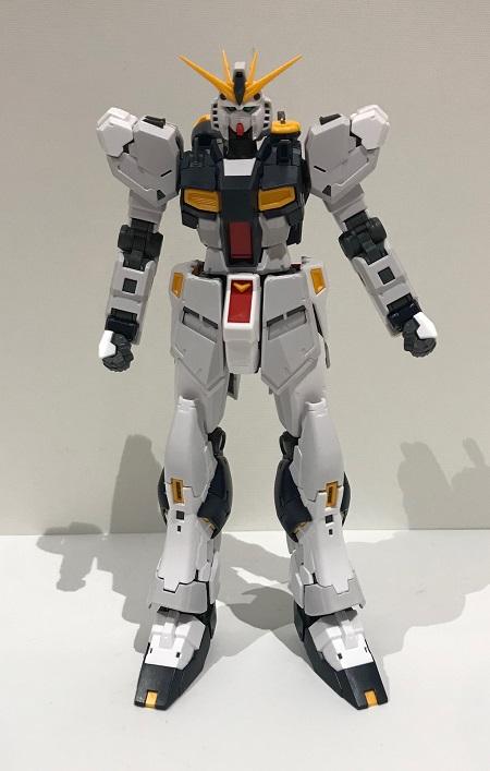 Gundam Accessory Burning Gundam left open forearm